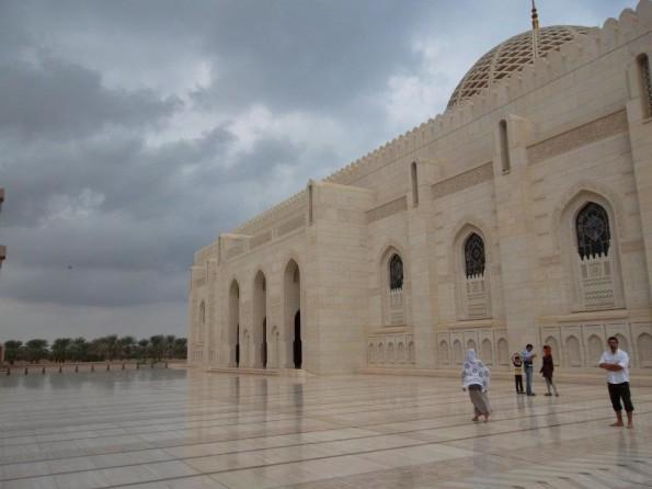La Grande Moschea Oman